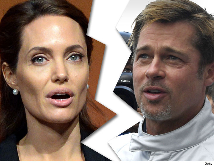 Angelina Jolie pide divorcio a Brad Pitt!!!! DIED!