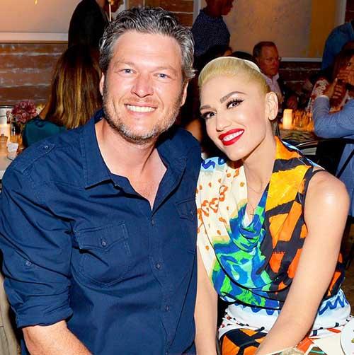 Gwen Stefani y Blake Shelton boda a finales del año