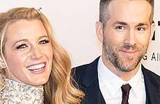 Blake Lively y Ryan Reynolds tuvieron su segundo baby!