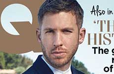 Calvin Harris habla de Taylor Swift en GQ