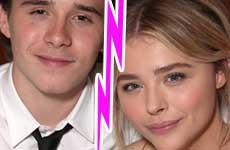 Chloe Moretz y Brooklyn Beckham terminaron?