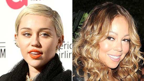 Miley Cyrus nunca fue fan de Mariah Carey!