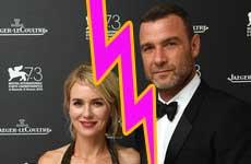 Naomi Watts y Liev Schreiber se separan!