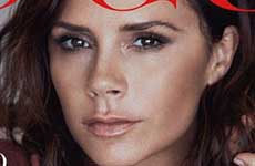 Victoria Beckham Vogue UK – Carta a ella misma