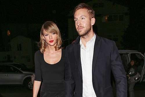 Taylor Swift y Calvin Harris amigos otra vez!!