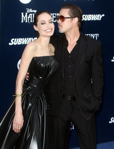 Brad no responderá al divorcio de Angelina por los niños
