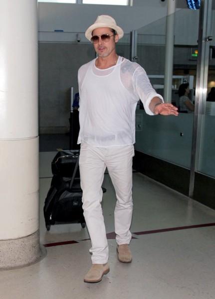 Jennifer Garner saliendo con Brad Pitt!