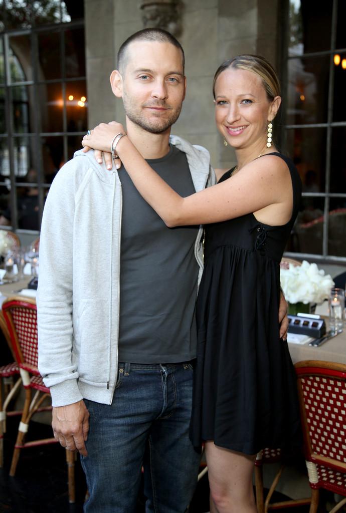 Tobey Maguire y su esposa Jennifer Meyer se separan