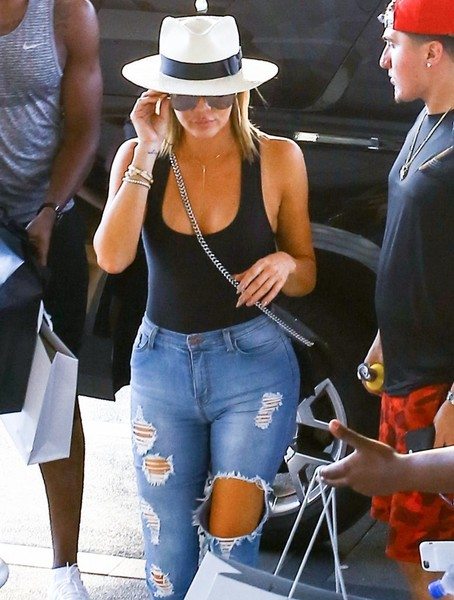 Khloe Kardashian y Lamar Odom firmaron el divorcio