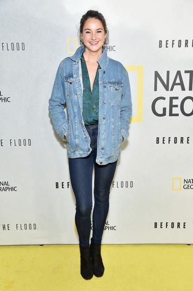Shailene Woodley a juicio por protesta en North Dakota