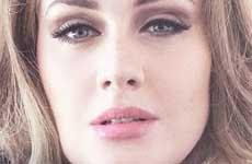 Adele: lo más valiente es no tener hijos!