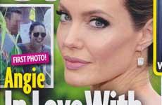 Angelina Jolie enamorada de otro hombre! [Star]