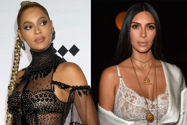 Guess What? A Beyonce jamás le ha gustado Kim
