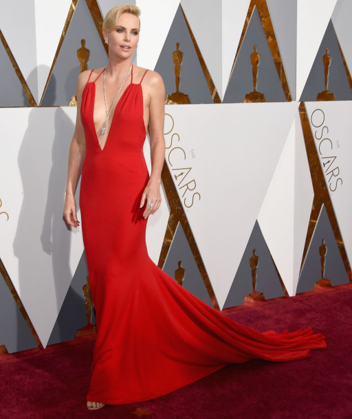 Charlize Theron Gorda!!