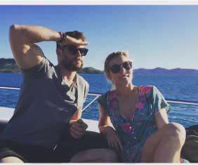 Chris Hemsworth y Elsa Pataky separados? NOPE!