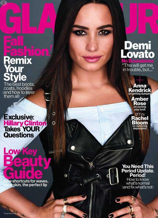 Demi Lovato critica squad de Taylor Swift [Glamour]