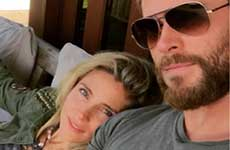 Chris Hemsworth y Elsa Pataky separados? NOPE!