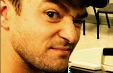 Justin Timberlake selfie votando – A la cárcel?