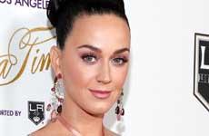 Katy Perry pensando en hijos?
