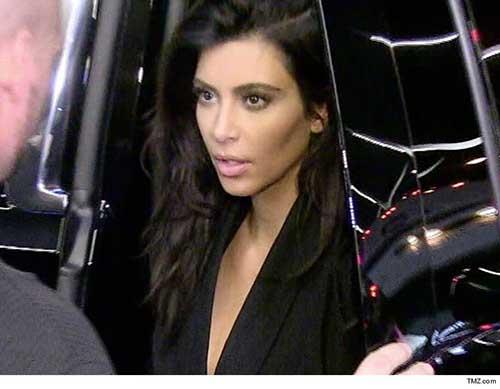 Robo a Kim Kardashian: No hay videos de seguridad - Blind Gossip!