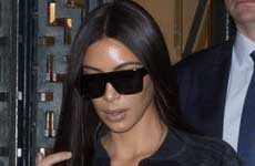 Robo a Kim Kardashian: Conserje testigo principal!