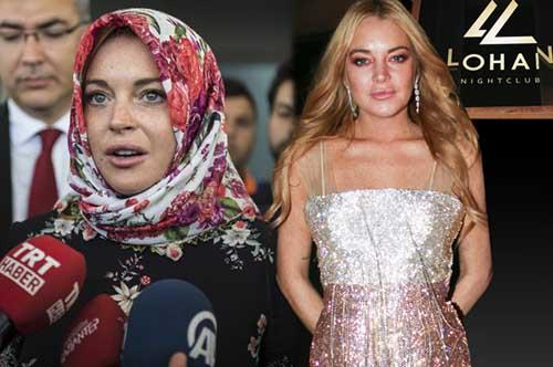 Lindsay Lohan proveerá bebidas energéticas a refugiados