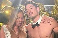 Mariah Carey relacionada con Bryan Tanaka, sexy bailarin