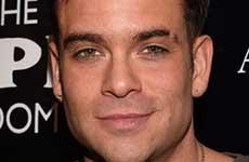 Glee, Mark Salling acusado de violación
