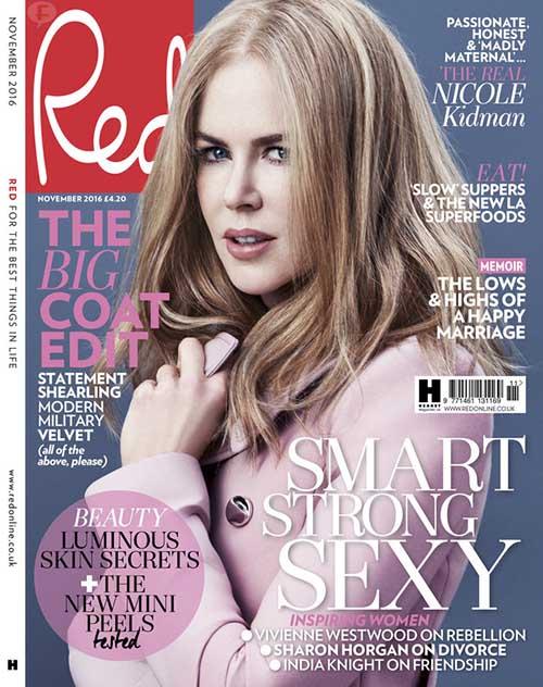 Nicole Kidman: el matrimonio y los hijos [Red]