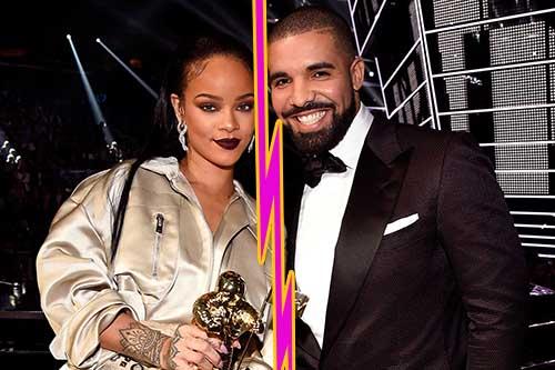 Rihanna y Drake terminaron (o algo así)