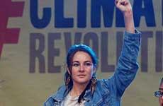 Shailene Woodley a juicio por protesta en North Dakota