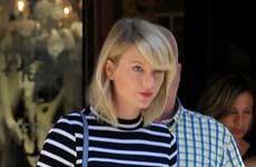 Taylor Swift: DJ puso su mano bajo mi falda