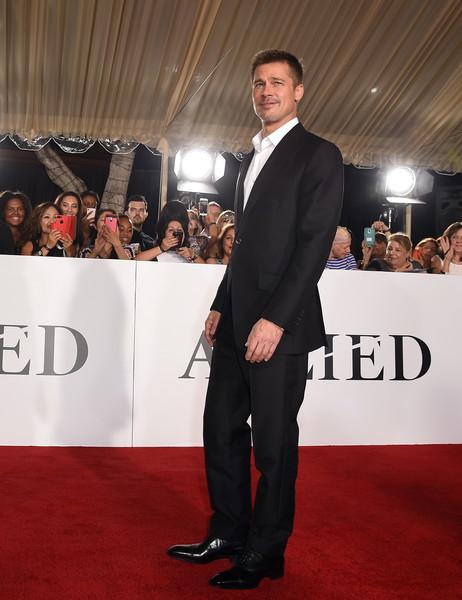 Brad Pitt tiene audios comprometedores de Angelina?