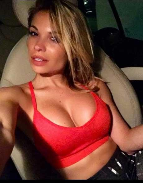 Conejita Dani Mathers acusada de delito por foto en gym