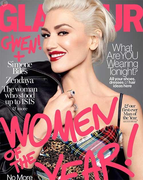 Gwen Stefani sigue hablando de su divorcio [Glamour]