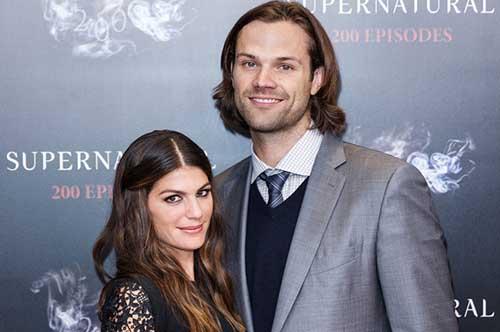 Jared Padalecki y su esposa Genevieve esperan tercer hijo