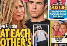 Jennifer Aniston y Justin Theroux en guerra? Nah! [Star]