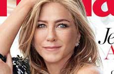 Jennifer Aniston habla de ser la mujer sin hijos de los medios