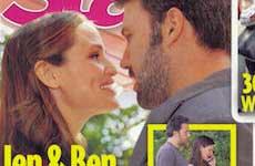 Jen & Ben renuevan votos, Jen embarazada again? [Star]