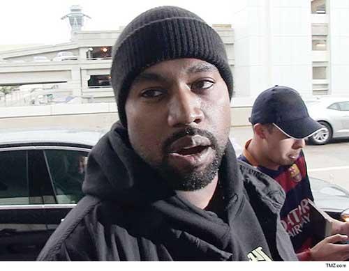 Kanye West sale del hospital!