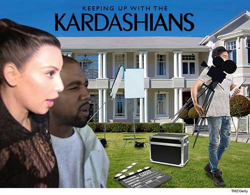 """Paralizan producción de """"Keeping Up With The Kardashians"""""""