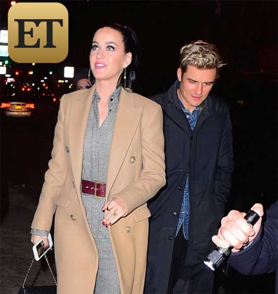 Katy Perry y Orlando Bloom COMPROMETIDOS? ANILLO ROCA!!
