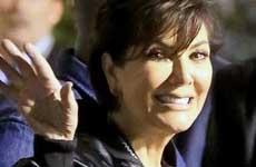 Kris Jenner molesta por el nombre de baby Kardashian?
