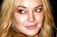 Lindsay Lohan ahora habla con acento extraño