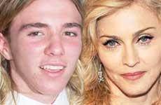 Rocco Ritchie feliz de no vivir con Madonna