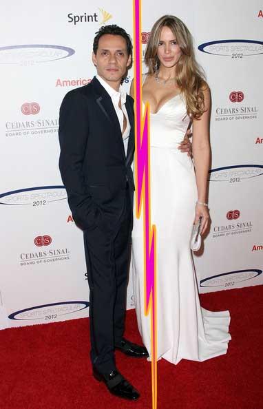 Marc Anthony y Shannon De Lima se separan- Memes