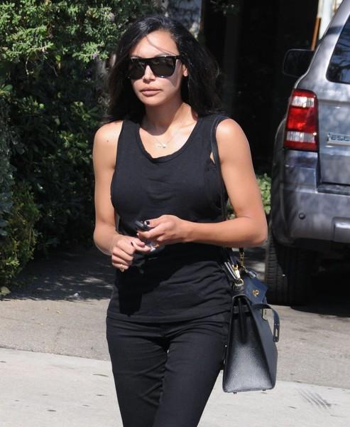 Naya Rivera se divorcia de Ryan Dorsey!