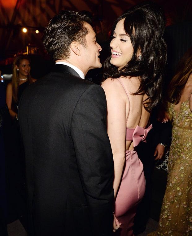Katy Perry y Orlando Bloom terminaron?