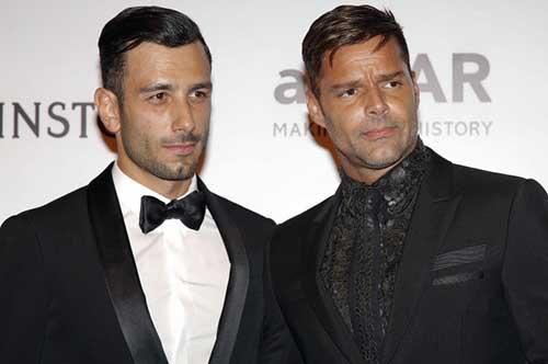 Ricky Martin comprometido con Jwan Yosef