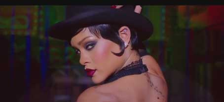 "Rihanna en la pelicula ""Valerian"" de Luc Besson"